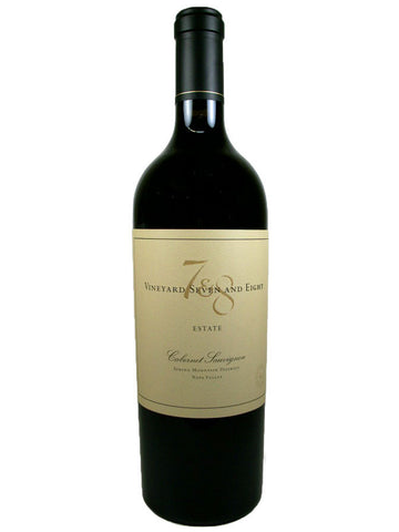 Vineyard 7 & 8 Cabernet Sauvignon Estate 2012