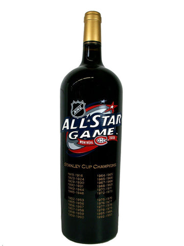 NHL® All Star Game 2009 Montreal Stanley Cup™ Etched