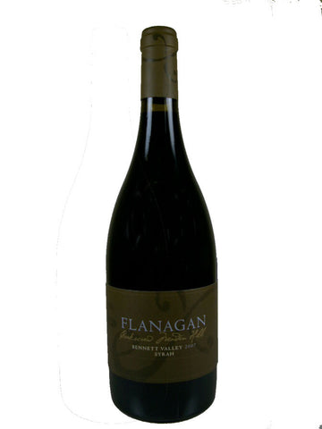 Flanagan 2007 Syrah-750ml
