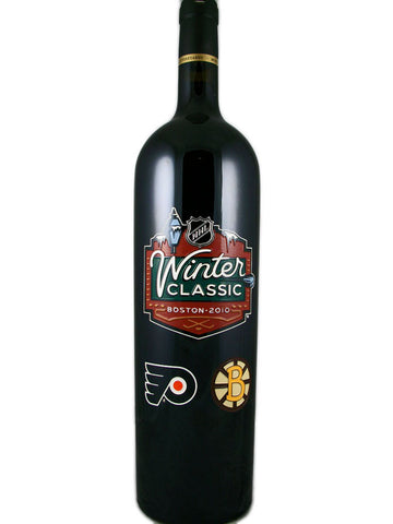 NHL® Winter Classic™ 2010 Boston Etched