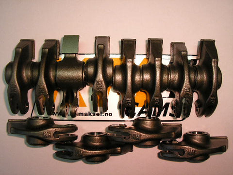 BMW M30 12pcs. Steel Rocker arms.