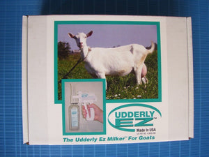 """Udderly EZ"" Hand-Held Vacuum Milker - Bob-White Systems - 3"