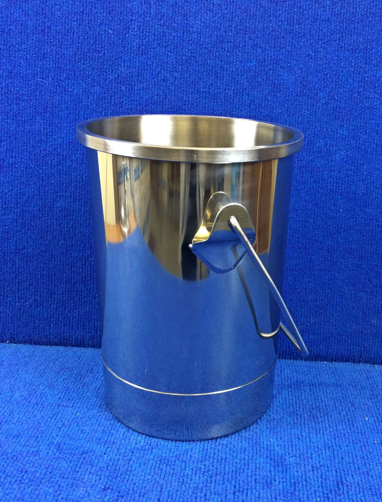 Stainless Steel Milk Bucket 1 5 Gallon Bob White Systems