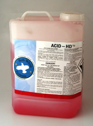 ACID-HD™ 2.5 Gallons - Bob-White Systems