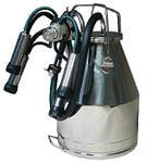 NuPulse Bucket Milker for One Cow - Bob-White Systems