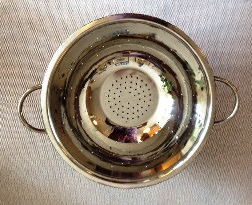 Stainless Steel Colander - Bob-White Systems