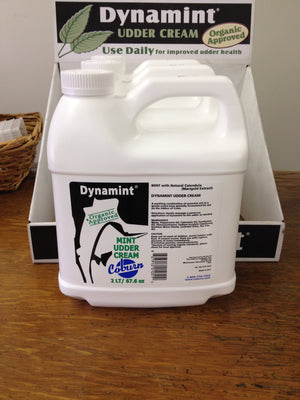 Dynamint Udder Cream - Bob-White Systems - 3