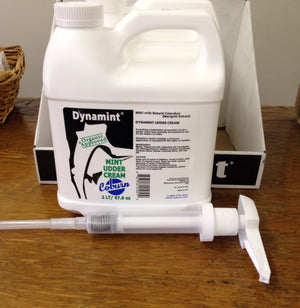 Dynamint Udder Cream - Bob-White Systems - 4