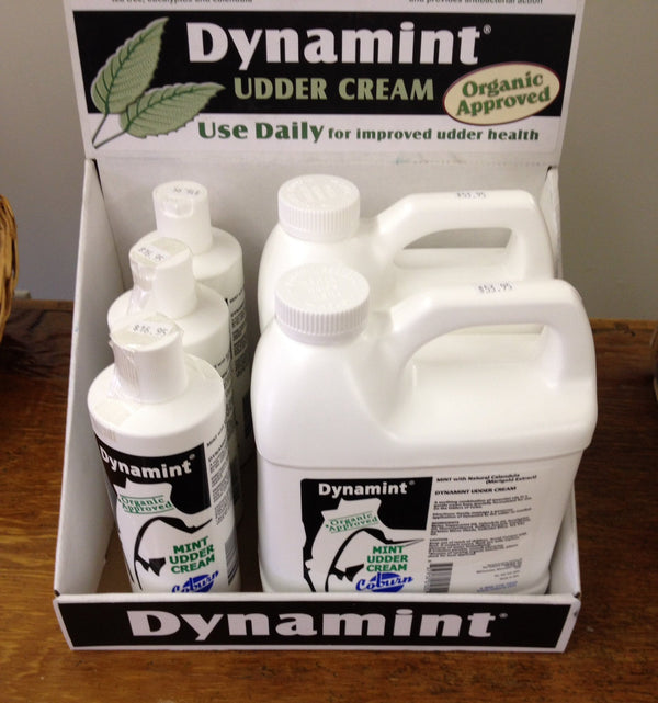 Dynamint Udder Cream - Bob-White Systems - 1