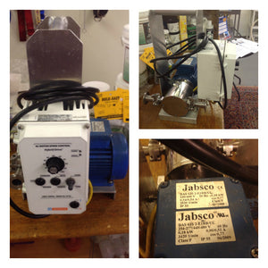 Jabsco Variable Speed Pump