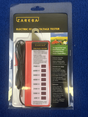 Electric Fence Voltage Tester