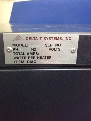 Delta-T Systems Compact Unit - On Demand Hot Water Heater