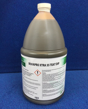 BovaPro Xtra 55 Teat Dip - Bob-White Systems