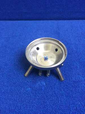 Used Stainless Top for DeLaval Super Lite Claw - Bob-White Systems - 1