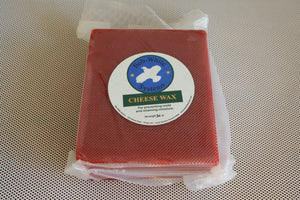 Cheese Wax – Red - Bob-White Systems