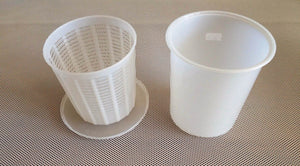 Basket Molds (Fresh Cheese Pots) - Bob-White Systems - 1
