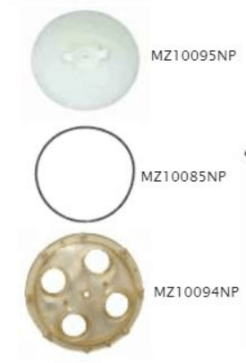 NuPulse Jetter Washer Replacement Parts