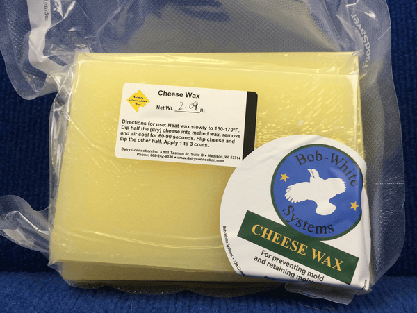 Bob-White Systems - Cheese wax - wax - natural - preserve - cheese making - small scale - Micro-dairy - micro dairy - dairy products