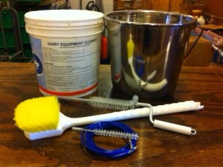 Equipment Cleaning Package - Bob-White Systems