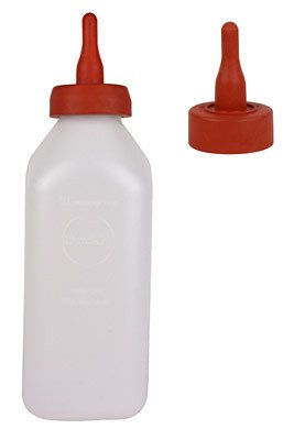 Kid & Lamb Bottle w/ Snap Nipple - Bob-White Systems