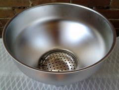 Heavy Duty Milk Strainer and Parts - Bob-White Systems - 1