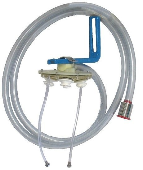 Clean-In-Place Claw Washer for NuPulse Bucket Milker - Cow & Goat - Bob-White Systems