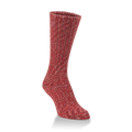 HIWASSEE FASHION ULTRA SOFT RAGG CREW SOCK