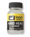 LOON OUTDOORS HARD HEAD CLEAR 1OZ