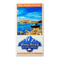 WILDERNESS ADVENTURE WYOMING FISHING MAPS