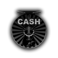 ABEL SUPER 7/8 LIMITED EDITION JOHNNY CASH FLY REEL