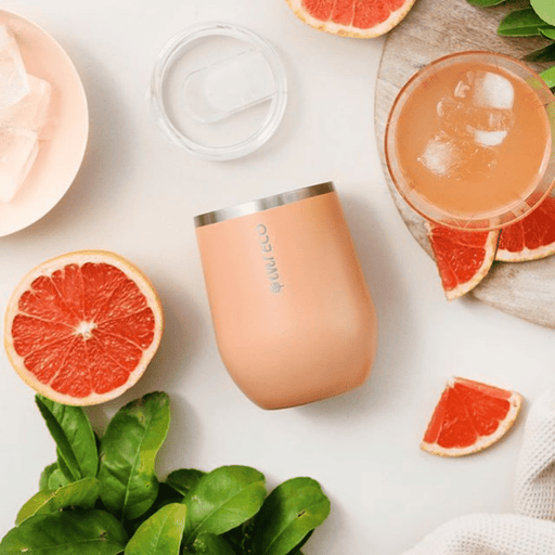 EVER ECO Insulated Tumbler Peach 354ml