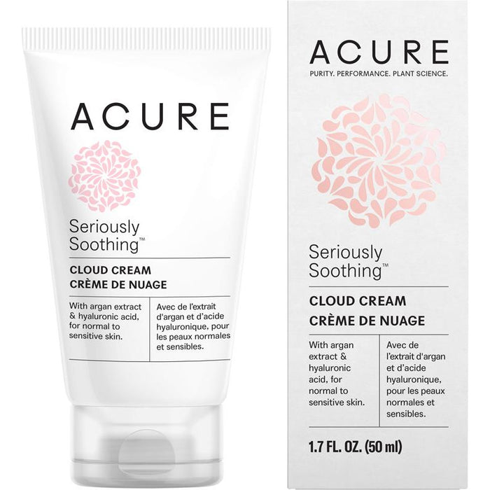 Acure Seriously Soothing Cloud Cream 50ml - Hummingbird Sings