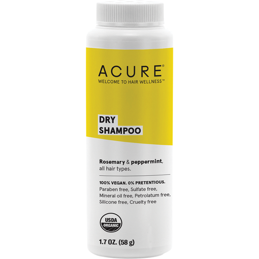 ACURE All Hair Types Dry Shampoo 58g