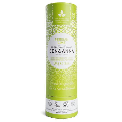 Ben & Anna Deodorant - Persian Lime - Hummingbird Sings