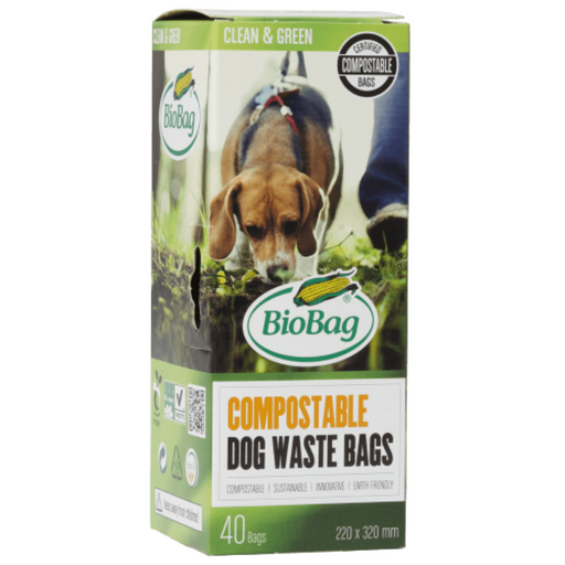 Bio Bag Compostable Dog Waste Bags - Hummingbird Sings