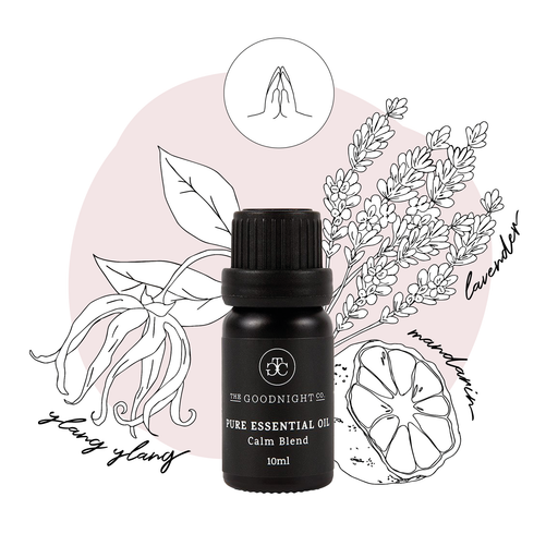 THE GOODNIGHT CO Pure Essential Oil Calm Blend 10ml