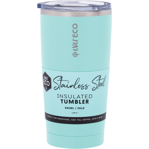 ever eco positano blue tumbler 592ml