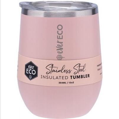 EVER ECO Insulated Tumbler Rose 354ml