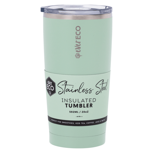 EVER ECO Insulated Tumbler - Sage 592ml
