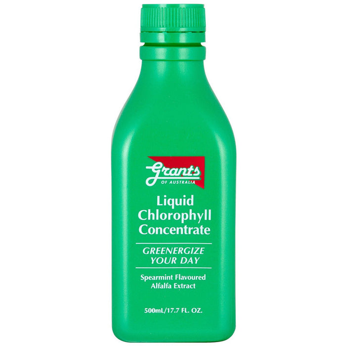 Grants Liquid Chlorophyll - Hummingbird Sings