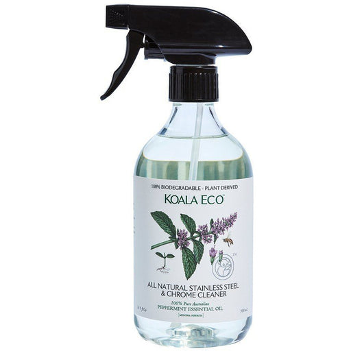 Koala Eco Stainless Steel Cleaner 500ml - Hummingbird Sings