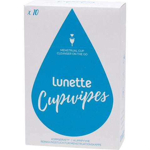 Lunette Disinfecting Wipes - Hummingbird Sings