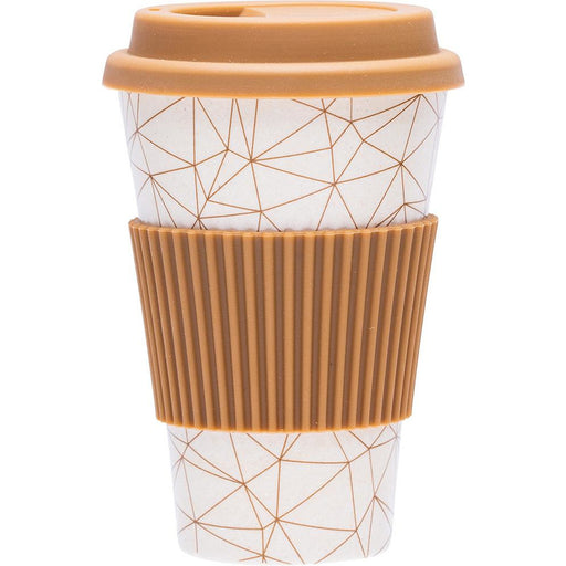 Luvin Life Bamboo Travel Cup - GEO - Hummingbird Sings
