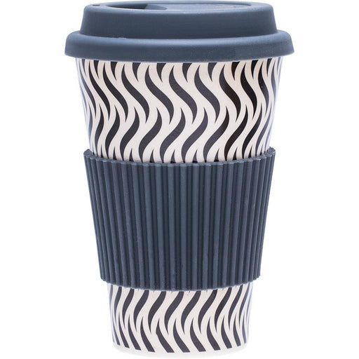 Luvin Life Bamboo Travel Cup - WAVE - Hummingbird Sings