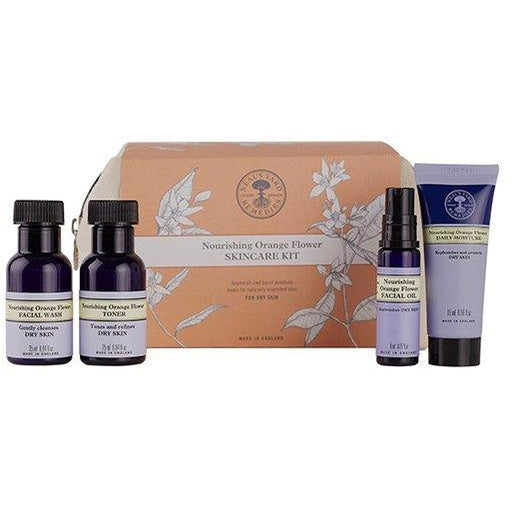 Neal's Yard Remedies - Nourishing Orange Flower Skincare Kit - Hummingbird Sings