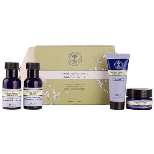 Neal's Yard Remedies - Purifying Palmarosa Skincare Kit - Hummingbird Sings