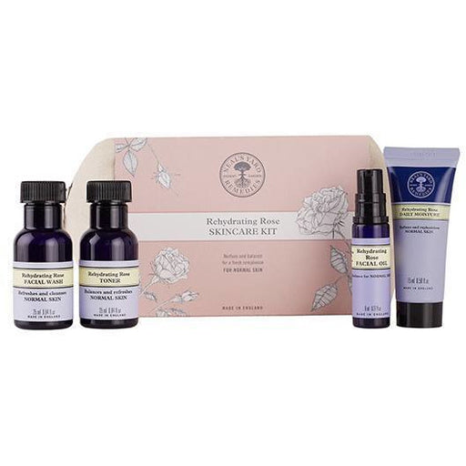 Neal's Yard Remedies - Rehydrating Rose Skincare Kit - Hummingbird Sings