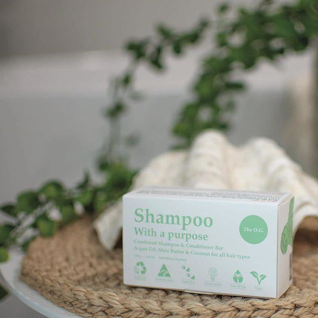 Shampoo With A Purpose - Shampoo Bar The O.G. 135g