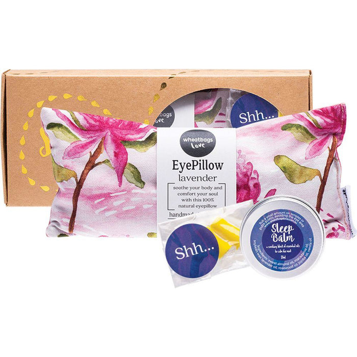 WHEATBAGS LOVE Sleep Gift Pack - Waratah