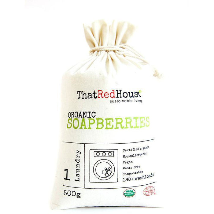 That Red House  Soapberries 500g - Hummingbird Sings
